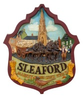 Sleaford Town Sign