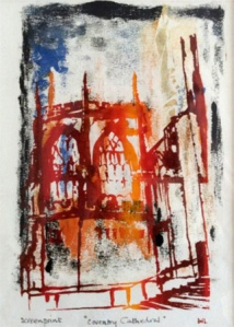 Coventry Cathedral by Dean William Birch