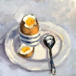 Breakfast by Mo Teeuw