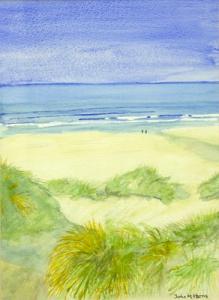 Down by the Seaside by John M Harris