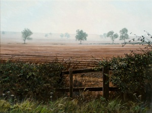 Morning Mist by Malcolm Doughty