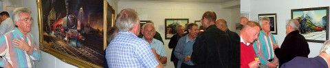 Paul Howard and Guests