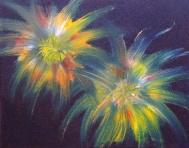 Blooming Blooms by Marianne Nixey