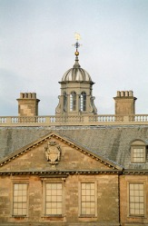 Belton House roof 550