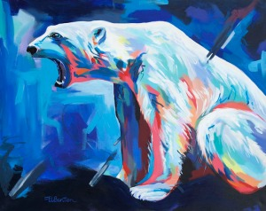 Polar Bear by Ellie Benton