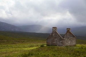 Glen Hope. Scotland.